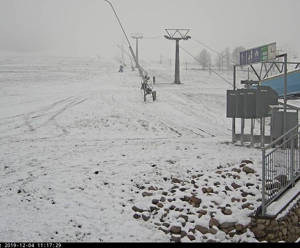 webkamera kart Skiing and Snowboarding   Ski Resort Vrchlabí Kněžický Vrch